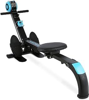 comprar comparacion CapitalSports Capital Sports Stringmaster máquina Remo - Banco Remo Plegable multifunción - 100kg Capacidad MAX