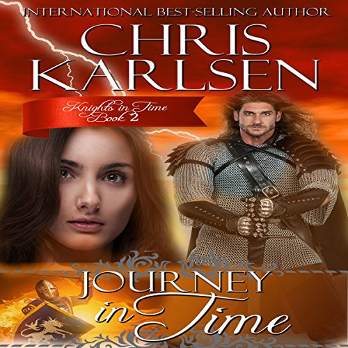 Journey in Time audiobook cover art