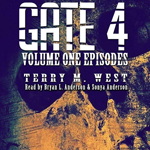 Gate 4 audiobook cover art