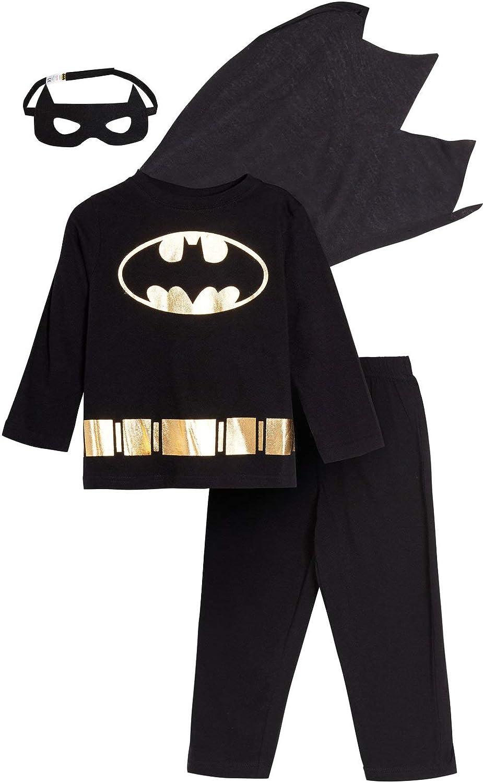 Lora Dora Batman Boys Superhero Short Pajamas