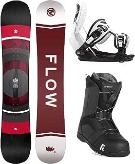 2020 Vert 152 Men's Complete Snowboard Package Bindings Nidecker BOA Boots
