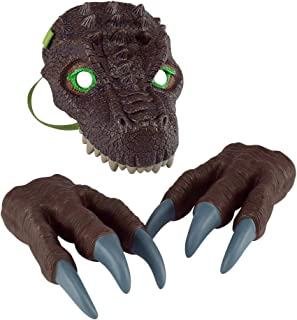 Best dinosaur mask and claws Reviews
