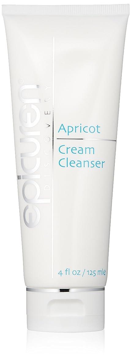 モディッシュ雑多なのスコアEpicuren Apricot Cream Cleanser - For Dry & Normal Skin Types 125ml/4oz並行輸入品