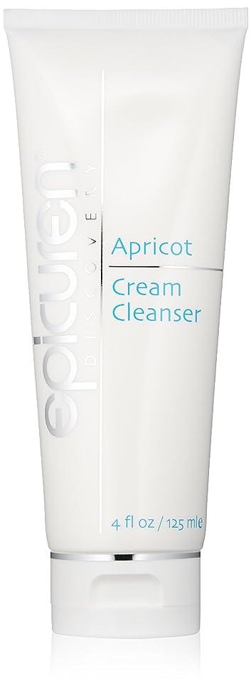 見出し投獄復讐Epicuren Apricot Cream Cleanser - For Dry & Normal Skin Types 125ml/4oz並行輸入品