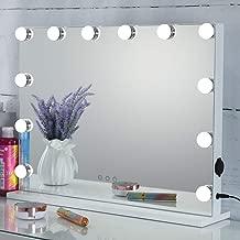lighted vanity mirrors