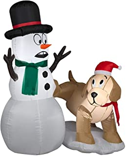 Best snowman and dog Reviews