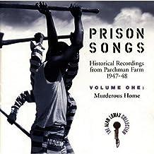 Prison Songs Vol.1 Murderous Home Various