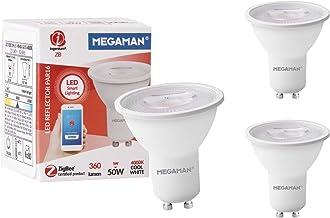 Megaman LED Light, 5 W, White