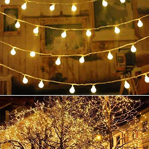 Guirlande lumineuse USB guirlande lumineuse blanche chaude décoration guirlande d'arbre de Noël guirlande lumineuse usb 3m30 leds