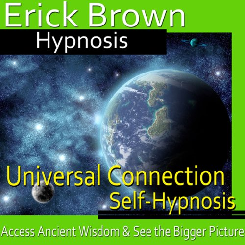 Universal Connection Hypnosis audiobook cover art