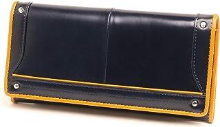 Kiefer neu キーファーノイ Ciao-wallet チャオシリーズ バッグとお揃いで持ちたい!美しいムラ染レザーとイタリーレザーの長財布 kfn1690c