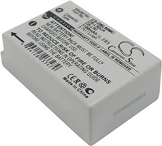 VINTRONS, SANYO DB-L90, DB-L90UA Replacement Battery for SANYO VPC-SH1, VPC-SH1GX, VPC-SH1R,
