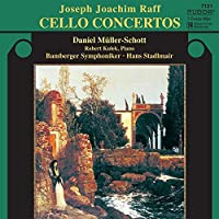 Raff: Cello Concertos No. 1 & 2, Begegnung Phantasie-Stuck, Piano-Cello Duo by Daniel Muller-Schott (2005-08-02)