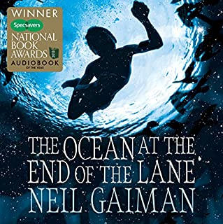 The Ocean at the End of the Lane cover art