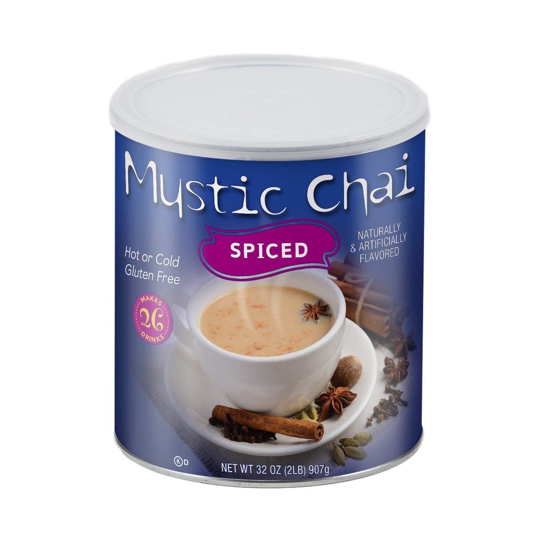 Big Train Mystic 25% OFF Chai Spiced Tea Super popular specialty store - 3 PACK Latte Mix OF