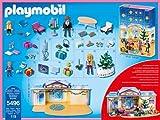 PLAYMOBIL Adventskalender – Weihnachtsabend mit beleuchtetem Baum - 3