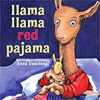 Llama, Llama Red Pajama cover art