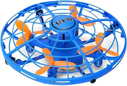 UFO Suspension Induktion Flugzeug Geste Sensing Schwerkraft Widerstand Infrarot Induktion Hubschrauber Spielzeug 360 ° Rotation Und LED-Leuchten