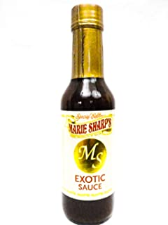 """Special Edition Marie Sharp""""s MS Exotic Sauce , 148 ml"""