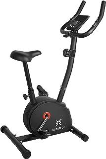【Amazon限定ブランド】ボディテック(Bodytech) マグネティックバイク 脈拍測定 デジタルモニター 8段負荷調整 BTS91HM003
