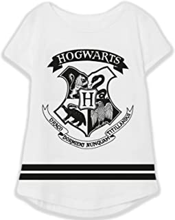 HARRY POTTER niños de Manga Corta Camiseta