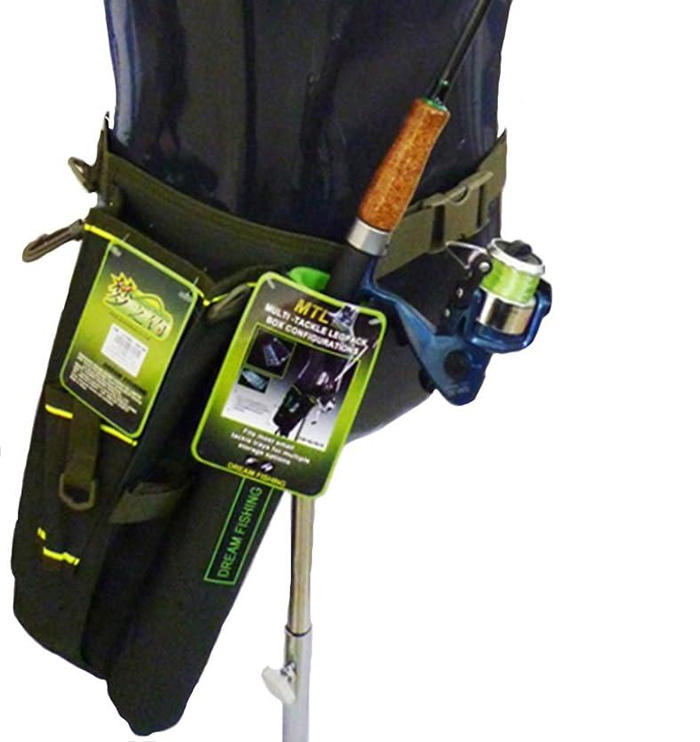資格情報天井パトロールEtetnal Wings フィッシング バッグ 釣り 用 レッグ ポーチ ウエストポーチ ロッドホルダー 3色展開