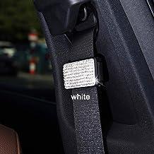 C Vanessa/_yo 2Pcs Universal-Auto-Sicherheitsgurt Clip Extenders Sicherheit Gurtschloss Stecker 21mm