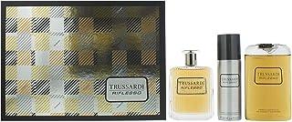 Trussardi Riflesso Eau de Toilette, Deodorant and Shower Gel Gift Set for Men, 400 ml - Pack of 1