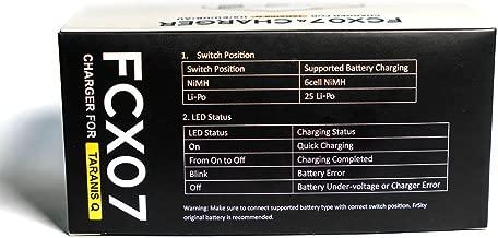 FrSky Transmitter Q X7 FCX07 Li/NiMH Dual Mode Battery Charger