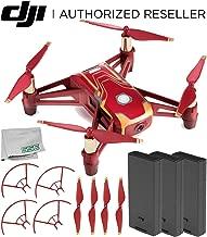 Ryze Tech Tello Quadcopter Iron Man Edition Professional Kit