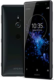 Sony Xperia XZ2 Dual H8296 64GB (Black/ブラック) SIMフリー 並行輸入品