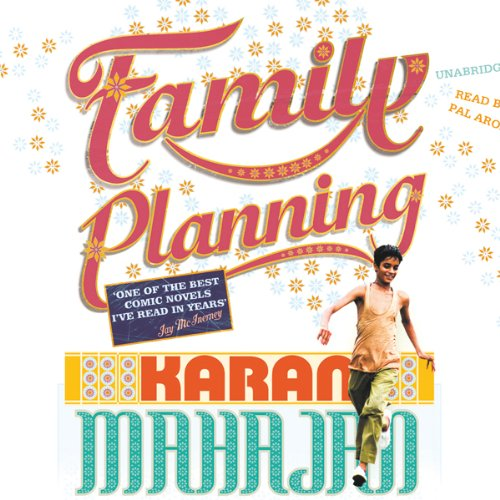 Family Planning audiobook cover art