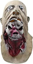Halloween Latex Masker, Horror Grimace Zombie Mask...