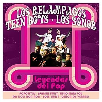 Los Relampagos: Teen Boys: Los Sonor: Leyendas del Pop