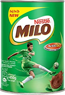 Nestle Milo Chocolate Malt Powdered Milk 450g