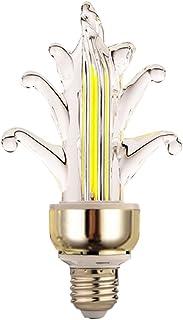 LED Replacement Bulb يؤدى مصباح ضوء الشموع المصباح E27 4W (استبدال ما يعادل 40W مصباح الهالوجين) 300-40 0 أبيض بارد/أبيض د...
