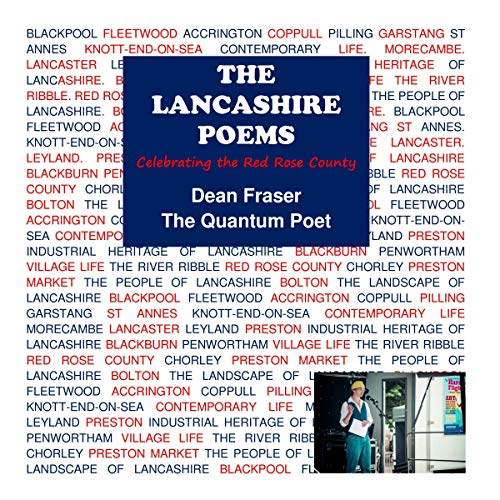 The Lancashire Poems audiobook cover art