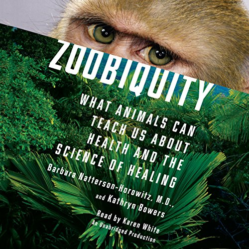 Zoobiquity audiobook cover art
