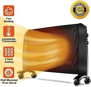 Best delonghi hmp1500 mica panel heater Reviews