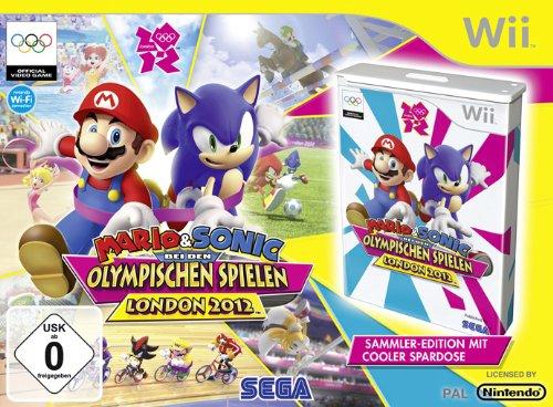 Mario & Sonic bei den Olympischen Spielen: London 2012 - Special Edition