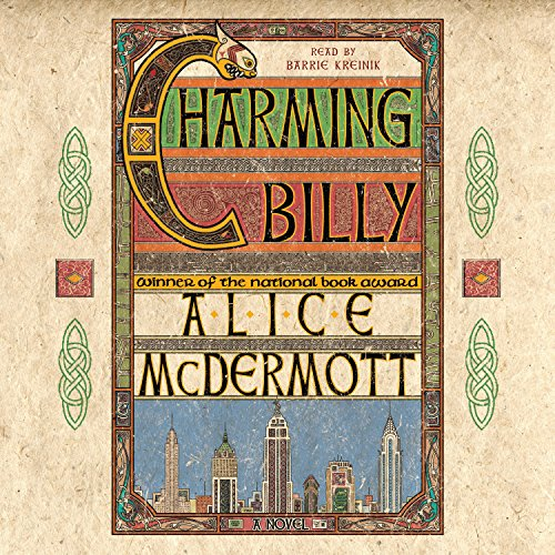 Charming Billy audiobook cover art