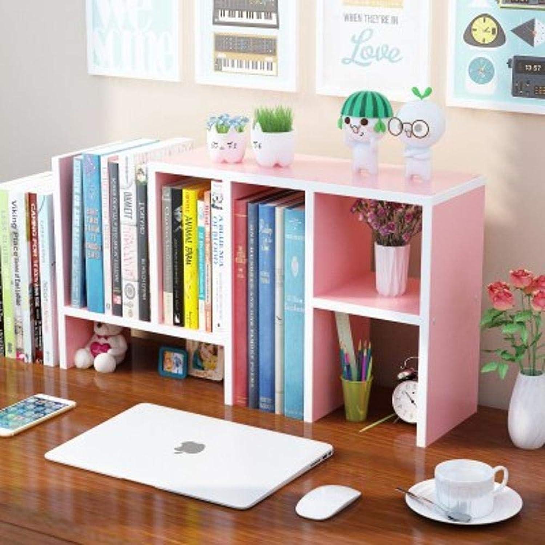 Yunfeng Bookshelf,Floor-Mounted Multi-Function Rack Desktop Combination Mini Storage Shelf