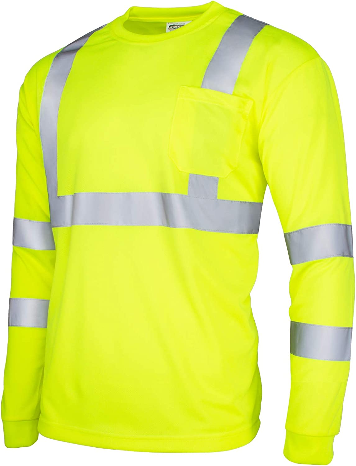 JORESTECH Limited Large special price !! time sale Safety long sleeve shirt