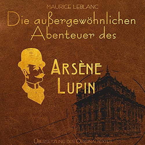 Die außergewöhnlichen Abenteuer von Arsène Lupin cover art