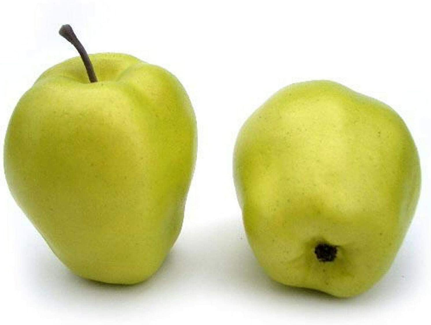 Artificial Green Apple Box Fixed price for sale of Max 71% OFF 12 Decorative Fruit Fru