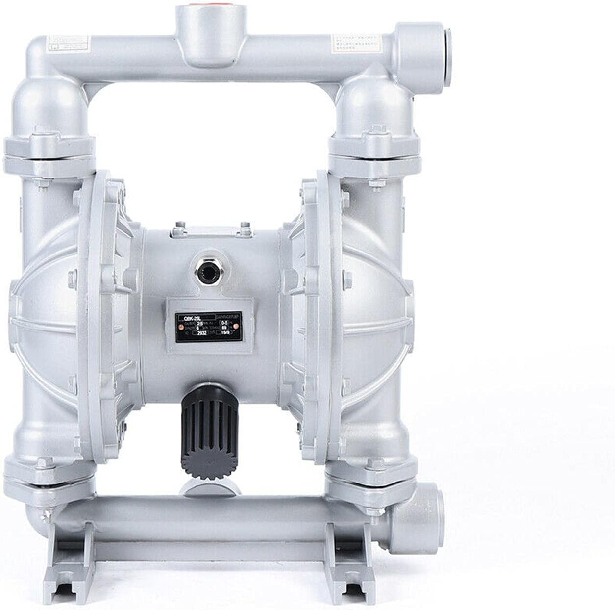 Air-Operated Double High order Diaphragm Pump24 Industr GPMAluminum SALENEW very popular