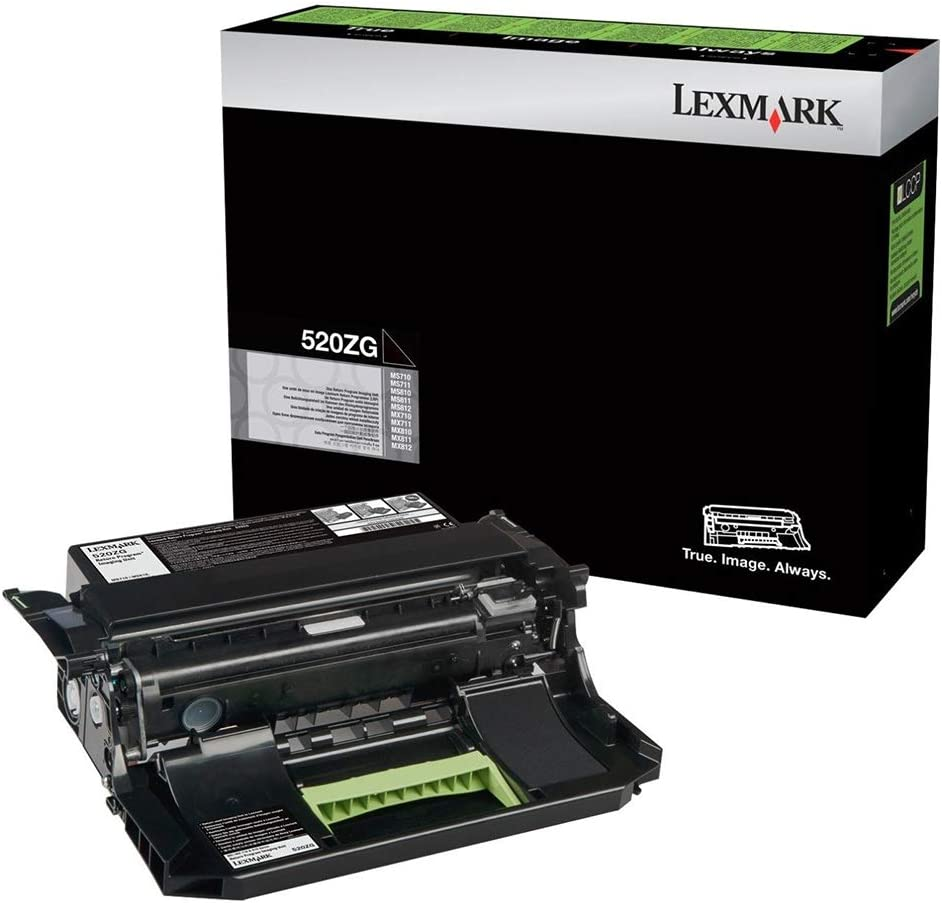 Lexmark 520ZG Return Program Imaging Unit (100K) - 100000 Page - 1 Pack - 52D0Z0G