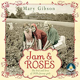 Jam and Roses cover art