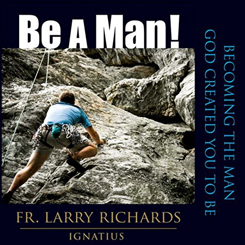 Be A Man! cover art