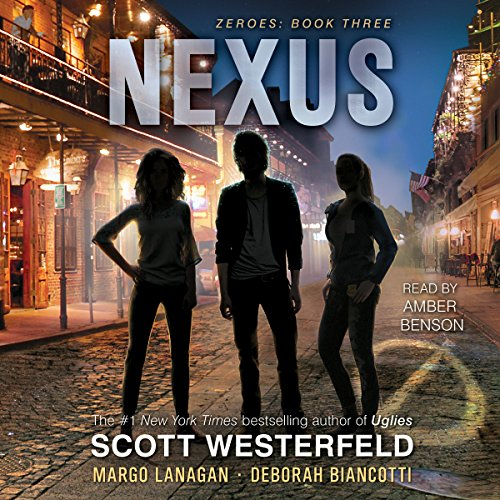 Nexus audiobook cover art